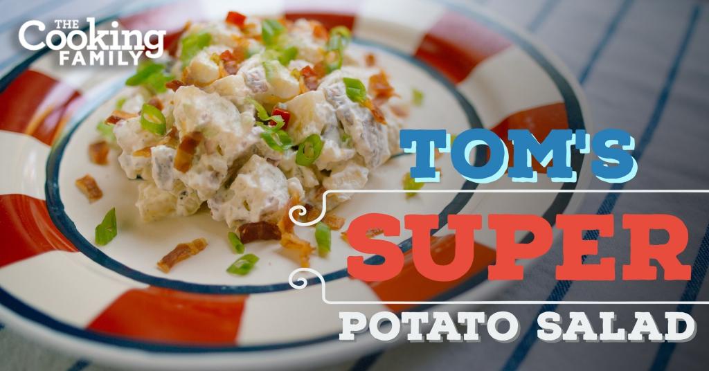 TCF Tom's Salad FB